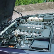 Alpina e32 engine