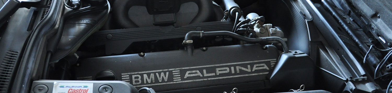 Alpina e34 двигатель