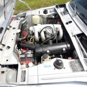 BMW 2000 Alpina двигатель