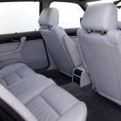 BMW 7 салон