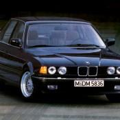 BMW 7 фары