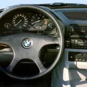 BMW 7 E32 приборка