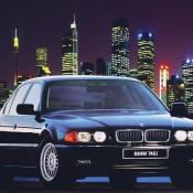 BMW 740 series E38