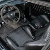 BMW E30 V10 салон