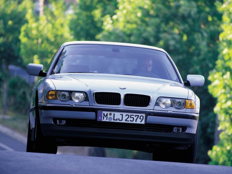 BMW e38 руководство по эксплуатации