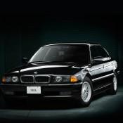 BMW E38 правый руль