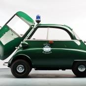 BMW Isetta зеленая