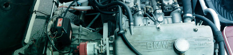 BMW Lotus двигатель