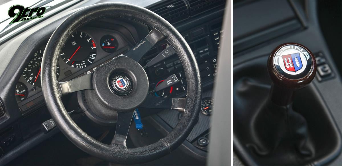 BMW Alpina C2 2.7 e30 rul