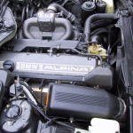 alpina мотор