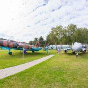 Боровая музей авиации