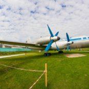 Боровая музей самолетов