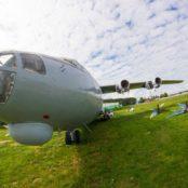 Боровая самолет без двигателей