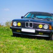 BMW e23 735