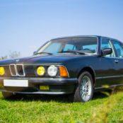 BMW e23 735 highline
