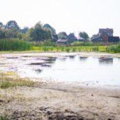 высохшее озеро