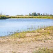 часть озера