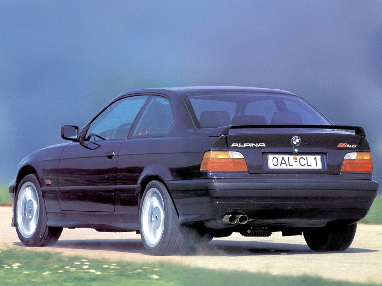 Alpina E36 Классические Bmw