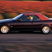 BMW E36 кабриолет