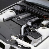 BMW E36 мотор