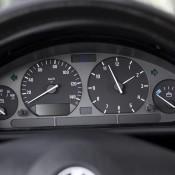 BMW E36 приборка