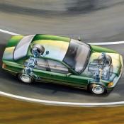 BMW E36 рентген