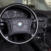 BMW E36 руль