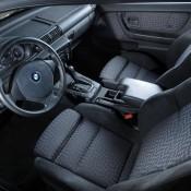 BMW E36 салон компакта