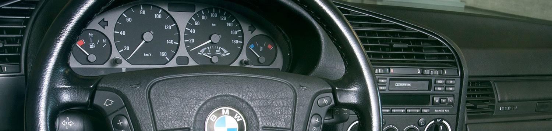 BMW E36 салон