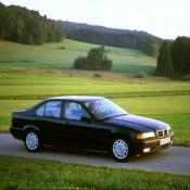 BMW E36 седан