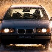 BMW E36 универсал перед