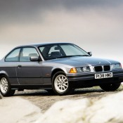 BMW E36 318 купе