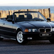 BMW E36 320 кабриолет