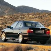 BMW E36 328 седан