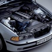 BMW E39 мотор