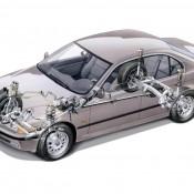 BMW E39 рентген