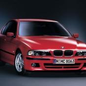 BMW E39 540 седан