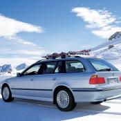 BMW E39 touring