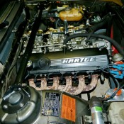 BMW Hartge E12 двигатель
