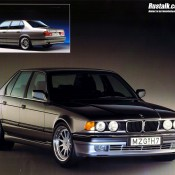 BMW Hartge E32
