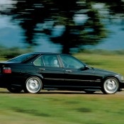 BMW M3 E36 профиль
