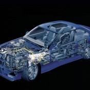 BMW M3 E36 рентген