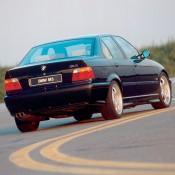 BMW M3 E36 седан
