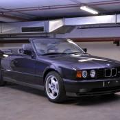 BMW M5 E34 без крыши