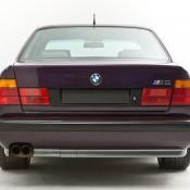 BMW M5 E34 задняя часть