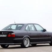 BMW M5 E34 зад