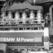 BMW M5 E34 мотор