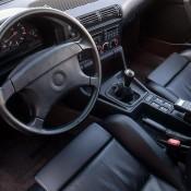 BMW M5 E34 передние кресла