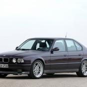 BMW M5 E34 перед