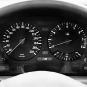 BMW M5 E34 приборы